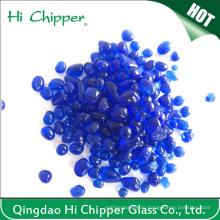 Декоративные стеклянные бусины для бассейна Cobalt Blue