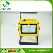 Перезаряжаемый светодиодный прожектор, Наружный светодиодный прожектор, 50W Светодиодный прожектор