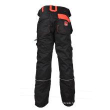 welding flame retardant pants with knee pad
