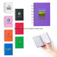 Wire Bound Pocket Notebooks für Werbegeschenke