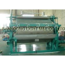 Máquina de descamação de secador de tambor rotativo