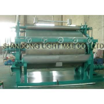 Secadora de tambor rotatorio, máquina de escamas