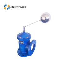 Válvula de controle de nível de água hidráulica