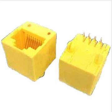 Prise modulaire Jack Top Entry 1X1 Port Full Plastic