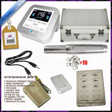 Wholesale Digital Tattoo Eyebrow Pen Permanent Makeup Machine Kit