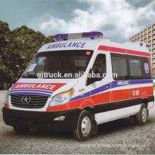 made in china jac 2017 mini ambulance à vendre