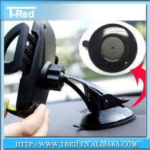 Factory in china drop sticky PU gel on suction cup base for phone holder on car