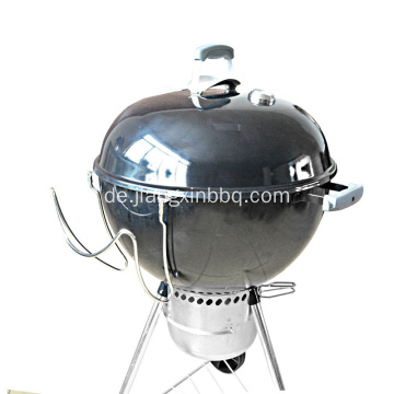 Slide-A-Side Deckelhalter für Kettle Charcoal Grill