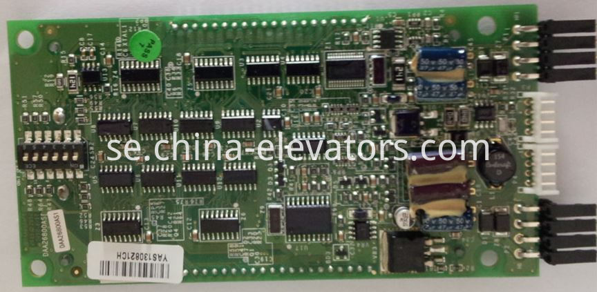 OTIS Elevator LCD Display DAA26800AS1