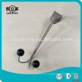 Gancho simple del metal del alambre para la ropa