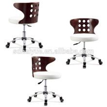 wholesale Ergonomic wooden computer office chair