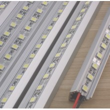 Rigid LED Strip with Aluminum Extrusion