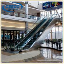 Escalera de pasajeros cubierta de la marca de fábrica de Alemania