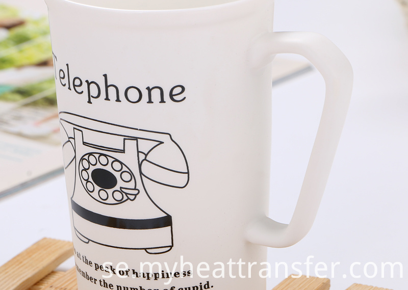 Classic Ceramic Coffee Cup