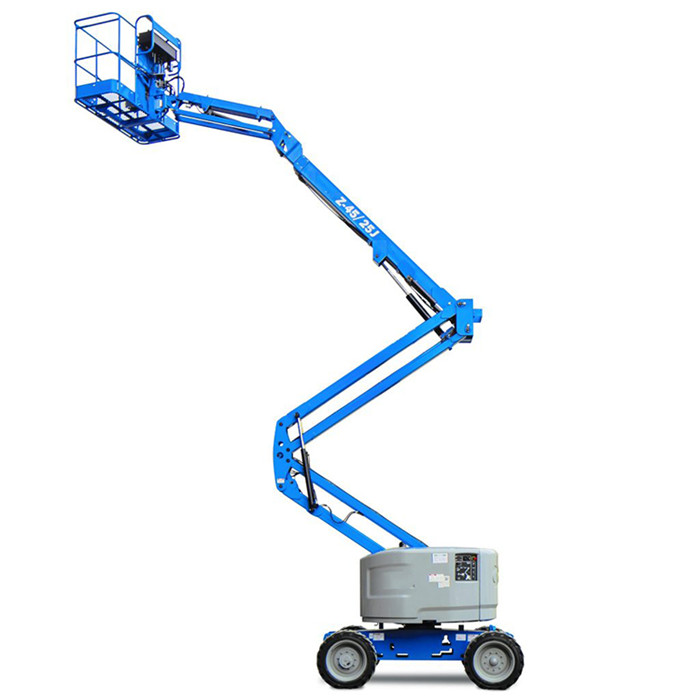 Electric Aerial work platforms lift trucks
