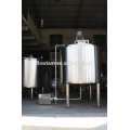 Réservoir émulsifiant sanitaire en acier inoxydable à haute cisaille Garantie de qualité