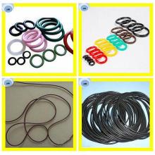 Viele Größen von Premium-Qualität Gummi O-Ringe in Materialien aus Viton, NBR oder Silizium
