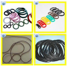 Many Sizes of Premium Quality Rubber O Rings in Materials of Viton, NBR or Silicon
