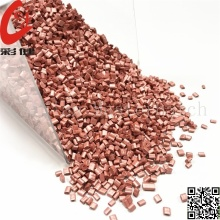 Pearlscent Pink Masterbatch Granules