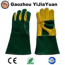Ab Grade Anti Cutting Cowhide Split Leather Hand Welding Gloves