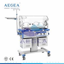 AG-IIR003 CE-ISO-Luxus-Bestnote sechs Windows Neugeborenen Baby Healthcare Inkubator zum Verkauf