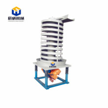 High efficiency food grade spiral elevator for rice