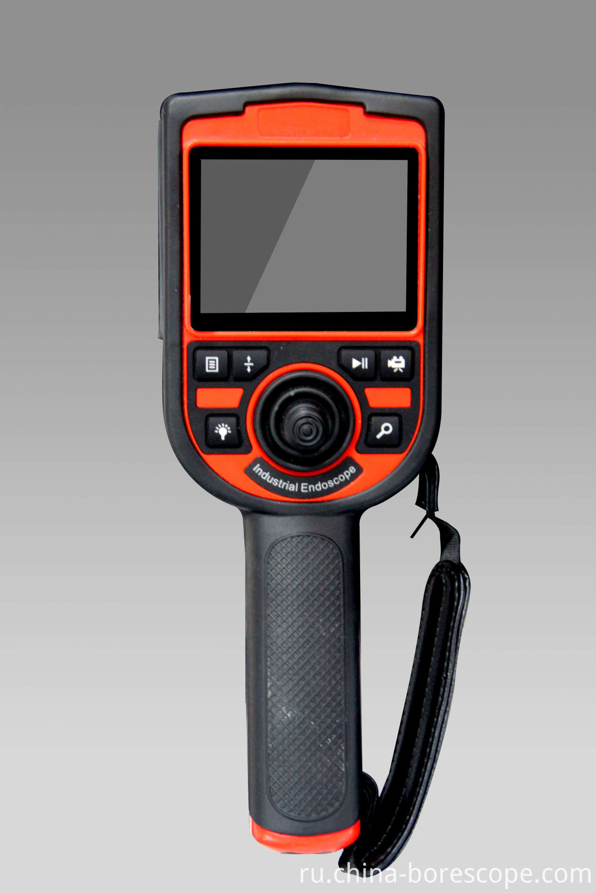Handheld industrial videoscope