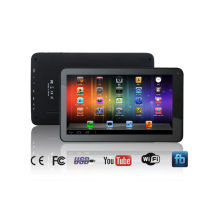 4gb Five Touch Capacitive Screen 10 Inch Capacitive Android Tablet Can Pass Cts
