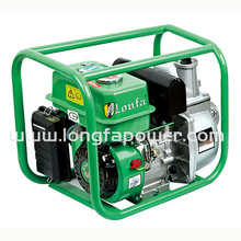 4 Inch Powerful Kerosene Manual Start Water Pump