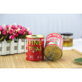 70g, 210g, 400 G Double Concentrated Canned Tomato Paste of Vego Brand