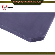 Одинарная изогнутая пластина из нержавеющей стали толщиной 18 мм