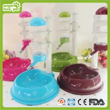 Fonte de água automática para animais de estimação e alimentador (HN-PB886)