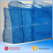 nouveau matériau 60g avec filet de construction bleu kyelet tricoté