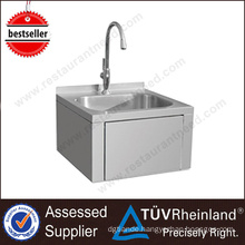 China Exporter Stainless Steel 201/304 Kitchen Table Top Sink