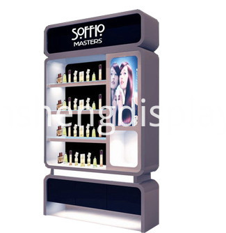 acrylic cosmetic counter