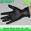 Schwarz Einmal-Vinyl-Handschuh