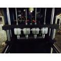 4 cavidad manual de moldeo por soplado precio de la máquina para botella de PET