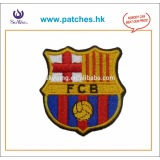Patches Product Type and Eco-Friendly Feature Football Embroidered Patches