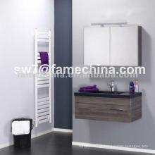 2013 New Design Hot Sale Black Basin Melamine Bathroom Vanity