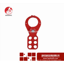 Wenzhou BAODI Economy Stahl Lockout Hasp mit Lugs BDS-K8624 Rot