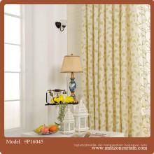 Gewebe Vorhang, dicke Baumwolle gedruckt Vorhang, neue Vorhänge Stile