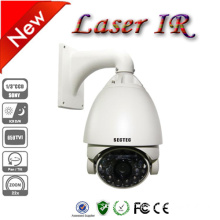Hot! Laser IR PTZ Dome Camera with High Speed Dome Camera (ST-LRL01)