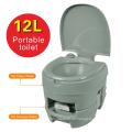 Plastik Toilette Mobiles WC Tragbare Toilette Sanitäre Ware