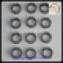 Segmentos de diamante para los bits del núcleo