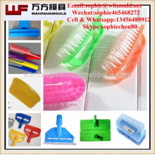 High quality Brush mould made in China/OEM Custom plastic injection Transparent Brush mold making