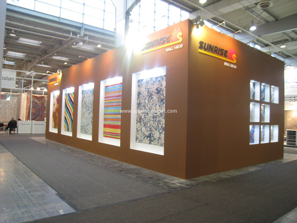 Domotex Hannover Fair--SUNRISE CARPET2