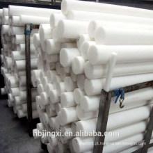 Folha / placa / haste plásticas rígidas brancas do PVC