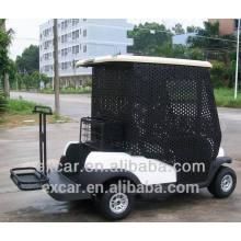 Excar bola eléctrica embalaje del carro 1 asientos baratos para la venta