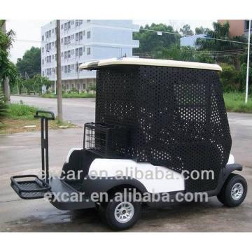 Excar carro elétrico embalagem 1 assentos baratos para venda
