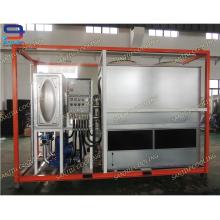 Tour de refroidissement de l'eau fermée / tour de refroidissement industrielle